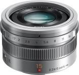 Panasonic Lumix Leica DG Summilux 15mm F1,7 ASPH. - Silber