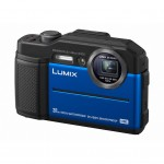 Panasonic Lumix FT7 - Blau