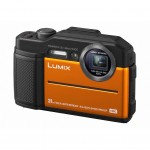 Panasonic Lumix FT7 - Orange