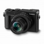 Panasonic Lumix LX100 II - Schwarz