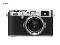 Fujifilm X100F - Silber