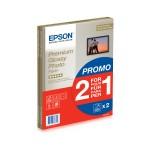 Epson Premium Glossy Photo Paper – 2 für 1, DIN A4, 255 g/m², 30 Blatt