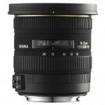 Sigma 10-20mm F3,5 EX DC HSM für Canon