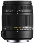 Sigma 18-250mm F3,5-6,3 DC Macro OS HSM für Canon
