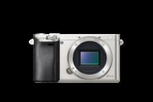 Sony alpha 6000 Body (ILCE-6000) - Silber