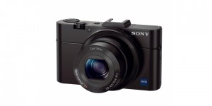 Sony CyberShot RX100II - Schwarz