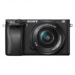 Sony alpha 6300 16-50mm Kit (ILCE-6300L) - Schwarz