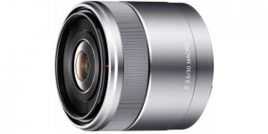 Sony E 30mm F3,5 Macro
