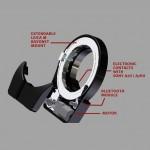 Techart Pro Leica M - Sony E Adapter LM-EA7