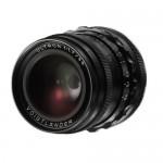 Voigtländer 35mm F1,7 Ultron asphärisch für Leica M - Schwarz