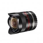 Walimex Pro 8mm F/2.8 Fisheye II Sony E-Mount - schwarz