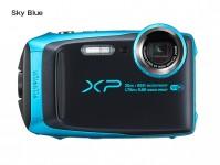 Fujifilm Finepix XP120 - Skyblue