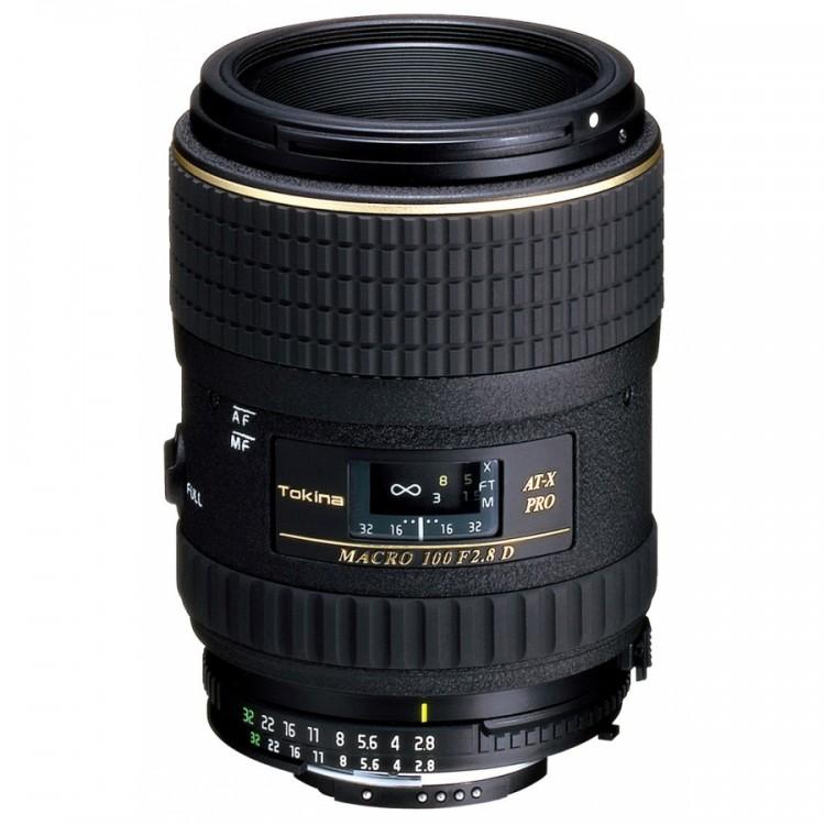 Tokina 100mm F/2.8 AT-X Pro D Nikon