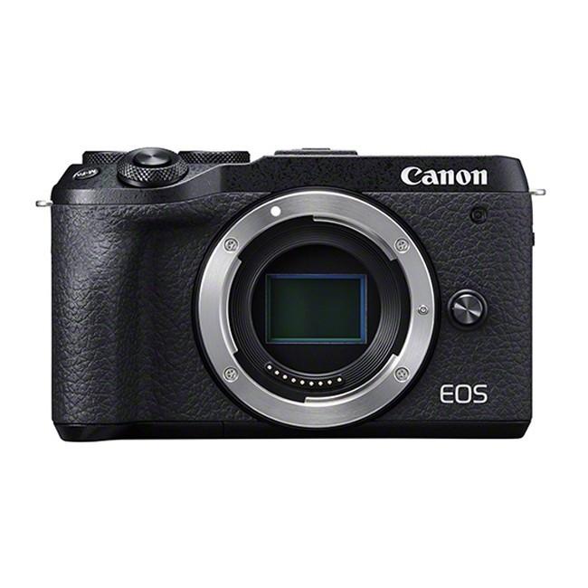 Canon EOS M6 II Body - Schwarz