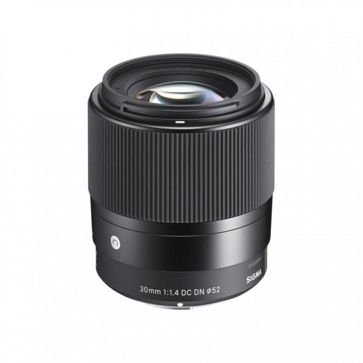 Sigma 30mm F1,4 DC DN | Contemporary für Sony E-Mount