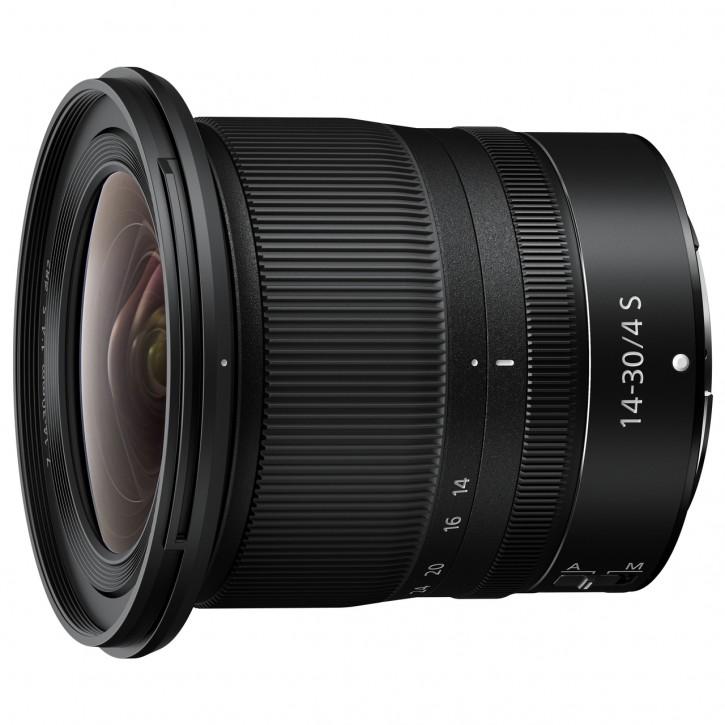 Nikon NIKKOR Z 14-30mm 1:4 S