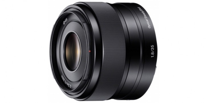 Sony E 35mm F1,8 OSS