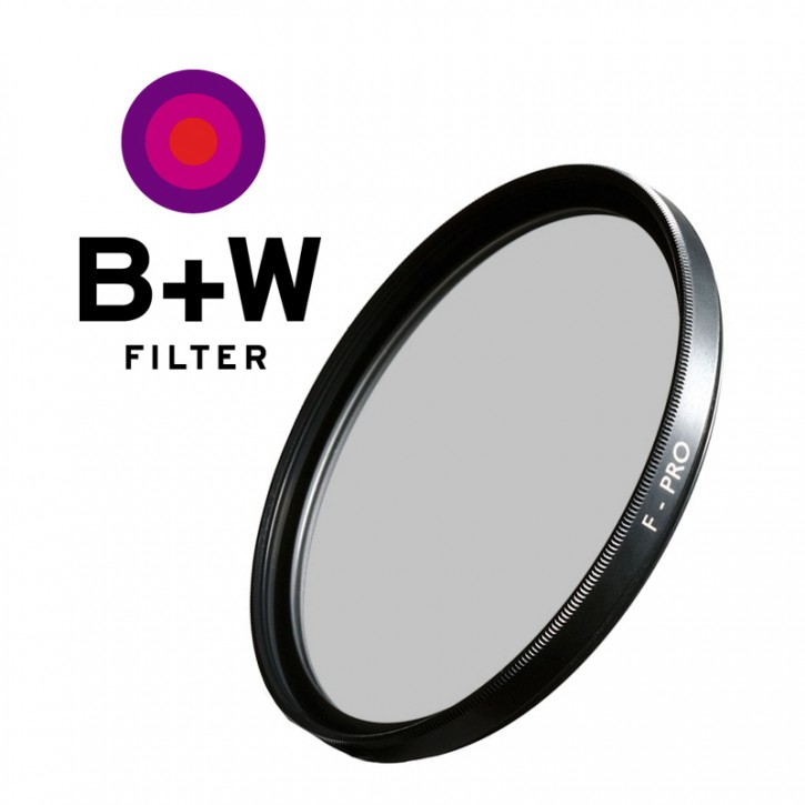 B+W zirkularer Polfilter 72mm XS-PRO Fassung Nano-MRC Käsemann High Transmission