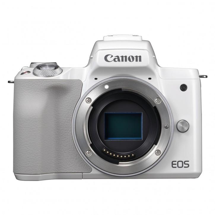 Canon EOS M50 Body - Weiß