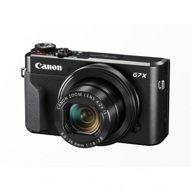Canon PowerShot G7 X Mark II - Schwarz