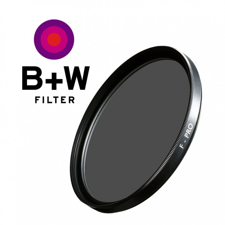 B+W Graufilter 64x 52mm F-PRO Fassung MRC