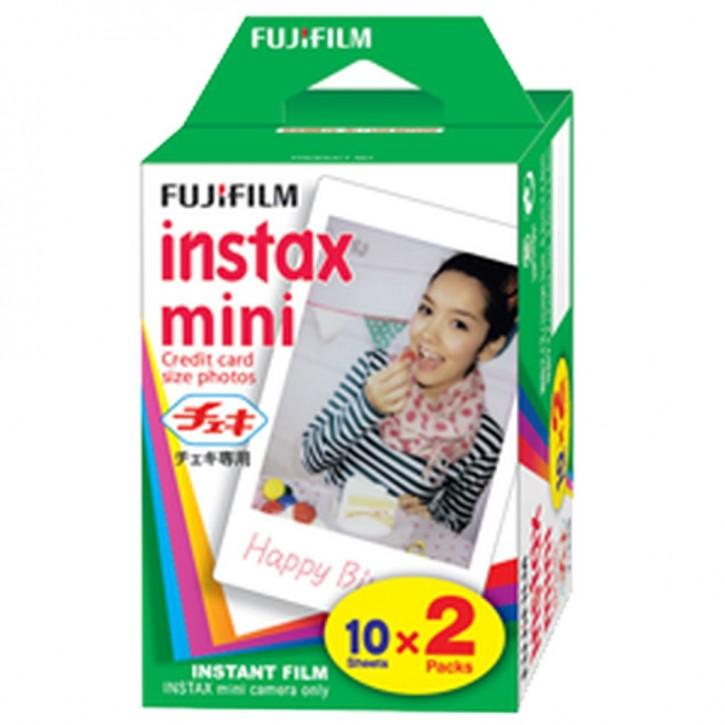 Fujifilm Instax - Instant Film - mini (2x10 Bilder)