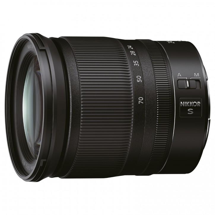 Nikon NIKKOR Z 24-70mm 1:4 S