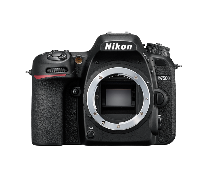 Nikon D7500 Body- Schwarz