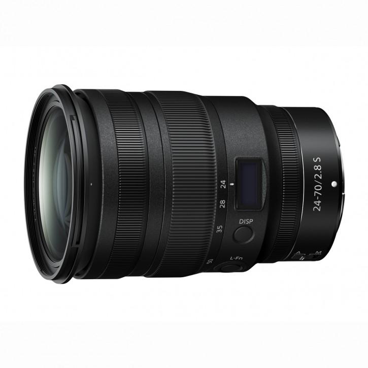 Nikon NIKKOR Z 24-70mm 1:2.8 S