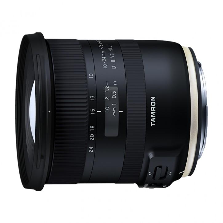 Tamron 10-24mm F/3.5-4.5 Di II VC HLD - Canon