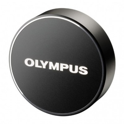 Olympus LC-61 Objektivkappe - schwarz