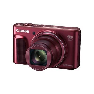 Canon PowerShot SX720 HS - Rot