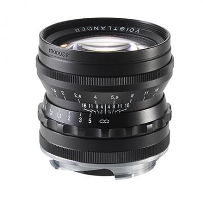 Voigtländer 50mm F1,5 Nokton asphärisch für Leica M - Schwarz
