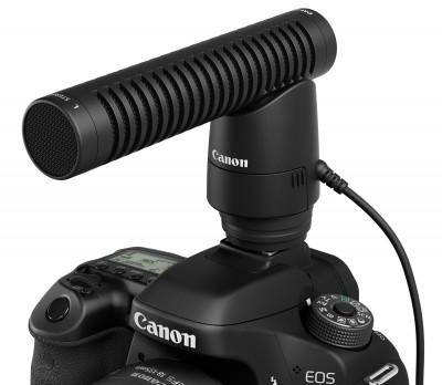 Canon DM-E1 Mikrofon