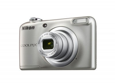 Nikon Coolpix A10 - Silber