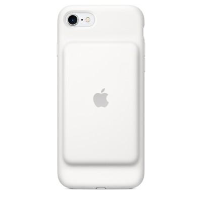 Apple iPhone 7 Smart Battery Case – Weiss