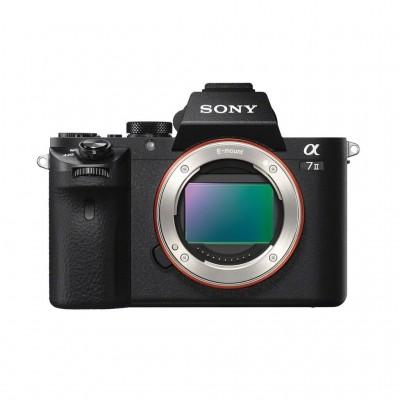 Sony alpha 7M2 mit Sony FE 24-70mm F4 (ILCE-7M2) - Schwarz