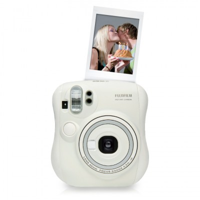 Fujifilm Instax Mini 25 - weiss