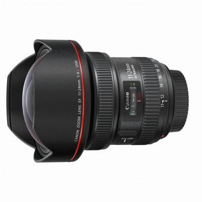 Canon EF 11-24mm F4L USM - B-Ware