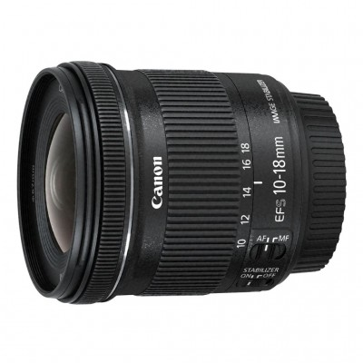 Canon EF-S 10-18mm F4.5-5.6 IS STM - B-Ware