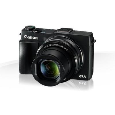 Canon PowerShot G1 X Mark II - Schwarz - B-Ware