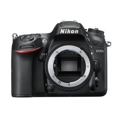 Nikon D7200 Body - Schwarz