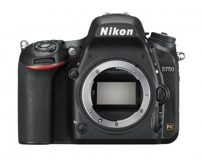 Nikon D750 Body - Schwarz - Kundenretoure