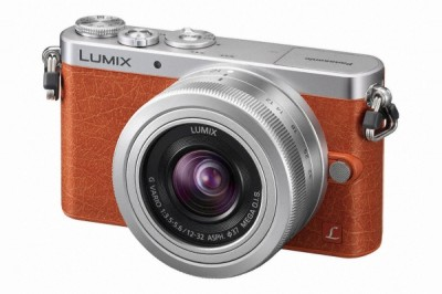 Panasonic Lumix GM1K mit 12-32mm - Orange