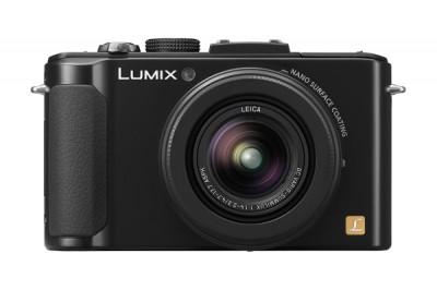 Panasonic Lumix LX7 - Schwarz