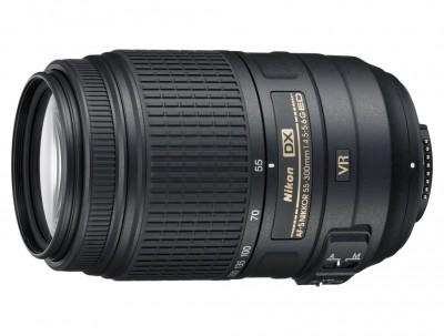 Nikon AF-S DX NIKKOR 55-300 mm F4,5-5,6G ED VR