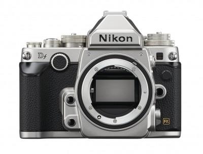Nikon Df Gehäuse - Silber