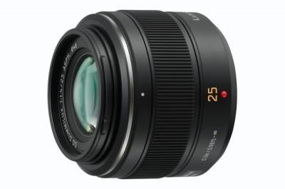 Panasonic Lumix Leica DG Summilux 25mm F1,4 ASPH