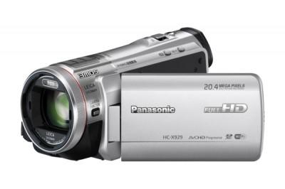 Panasonic HC-X929 - Silber - Kundenretoure