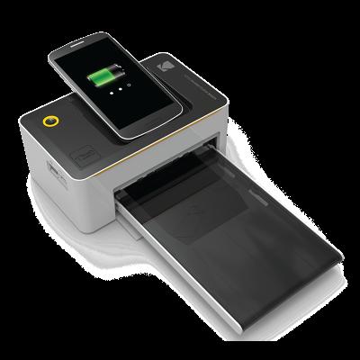 Kodak Photo Printer Dock PD-450 für Android und iPhone